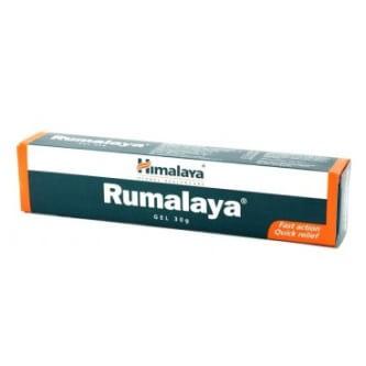 Maść na bóle Rumalaya od firmy Himalaya