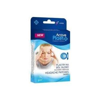 Plastry Active Plast na ból głowy