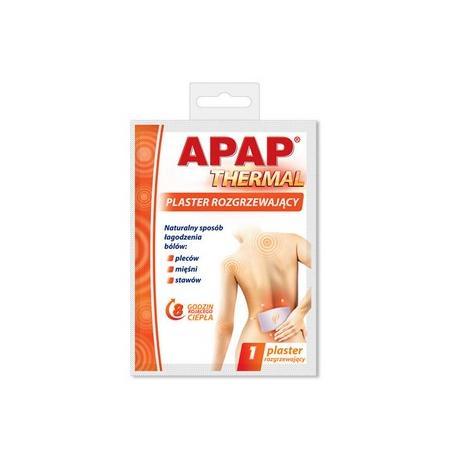 apap thermal plastry rozgrzewajace