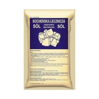 Sól Bocheńska lecznicza