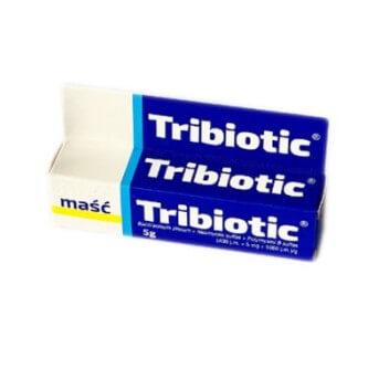 maść Tribiotic